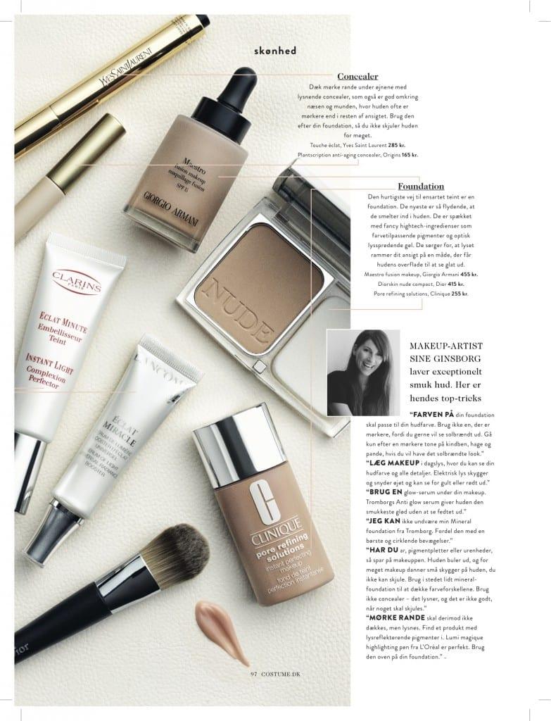 makeup tips, makeup produkter,