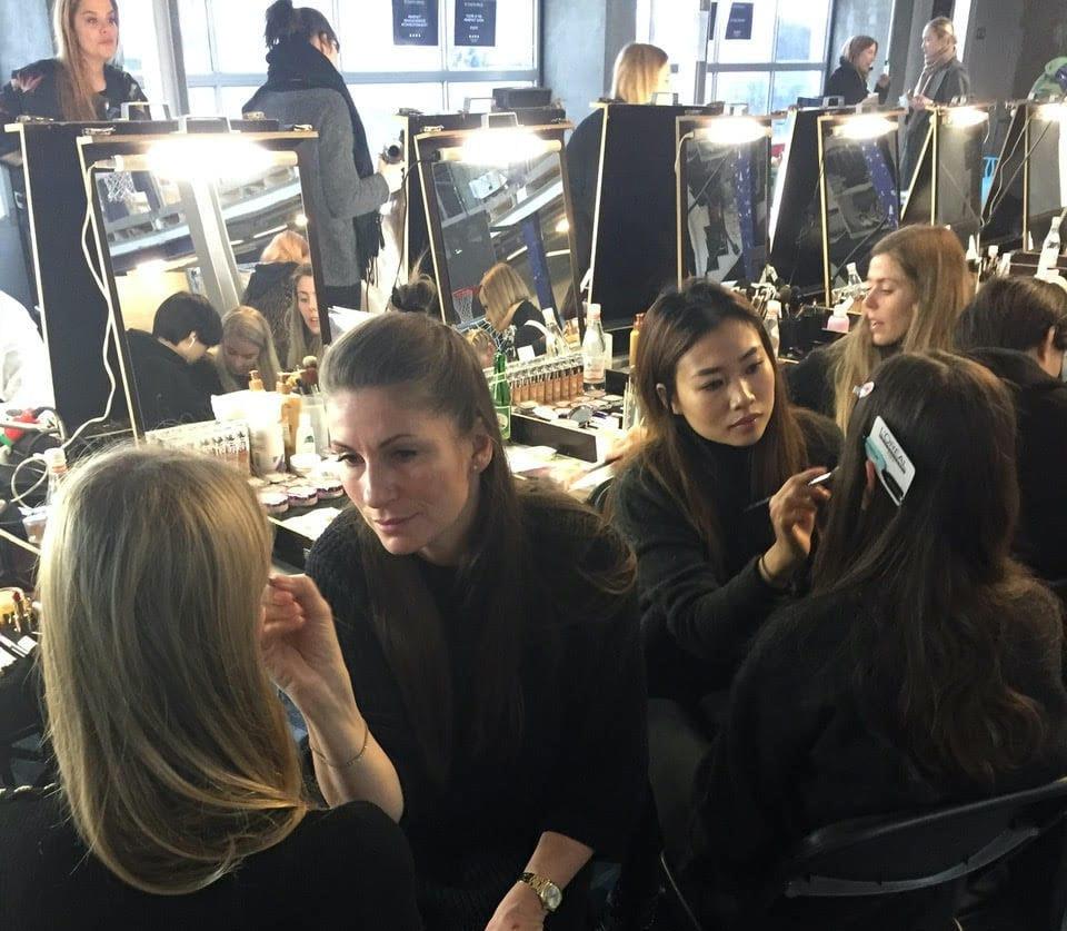 Sine Ginsborgs Makeup Artist Uddannelse
