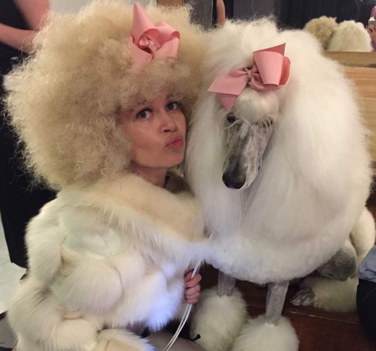 Sara Bro , Style Award Showet - Sine Ginsborg, Makeup artist , Makeup Look,