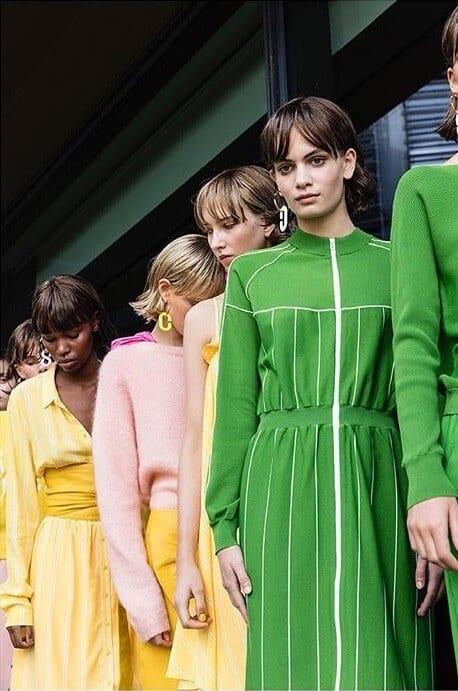 Designers Remix - Fashion show , Sidsel Marie Bøg, Sine Ginsborg, Makeup Artist ,