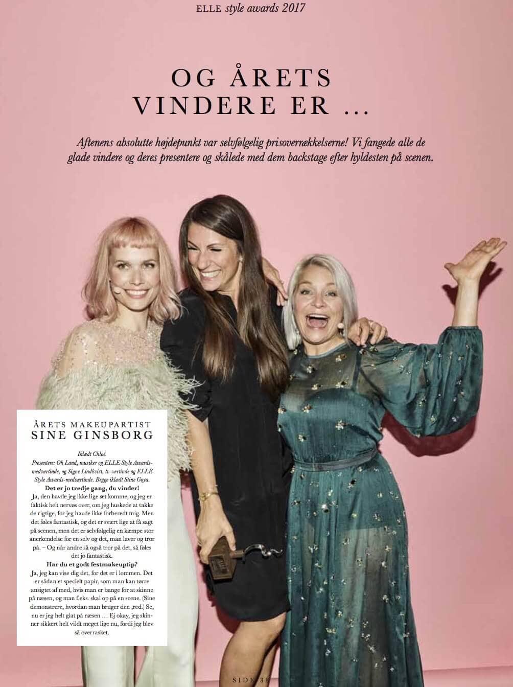 Artikler, ELLE Style Awards 2017,
