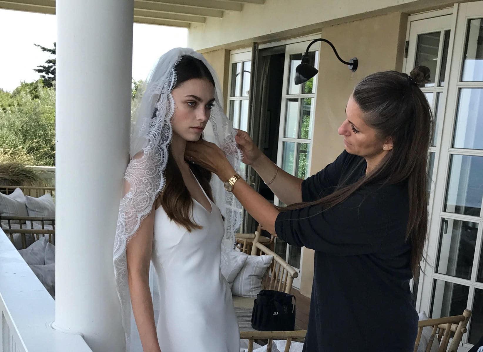 Få lagt professionel brudemakeup til bryllup af Sine Ginsborg